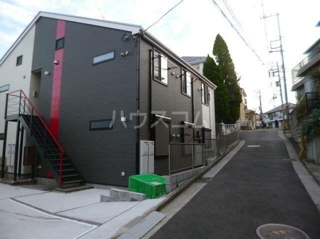 フロンティアアパートメント菊名Ⅴ外観写真