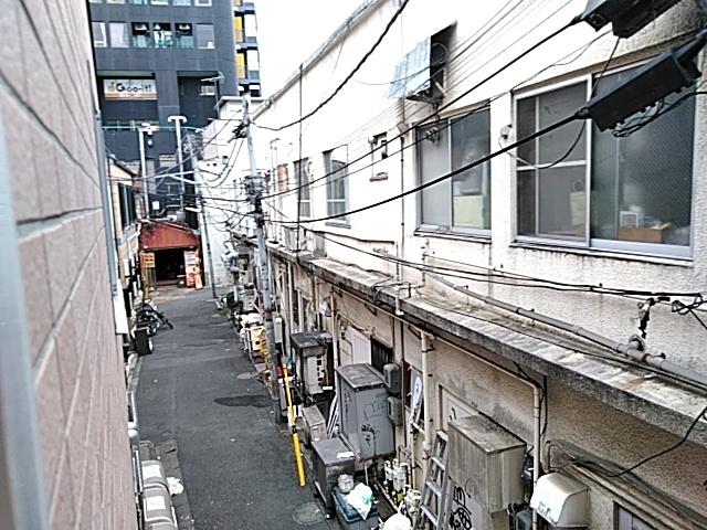 ダイヤモンドビル高田馬場 204号室の景色