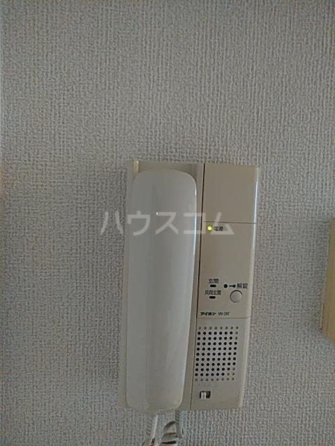 ダイヤモンドビル高田馬場 206号室のセキュリティ