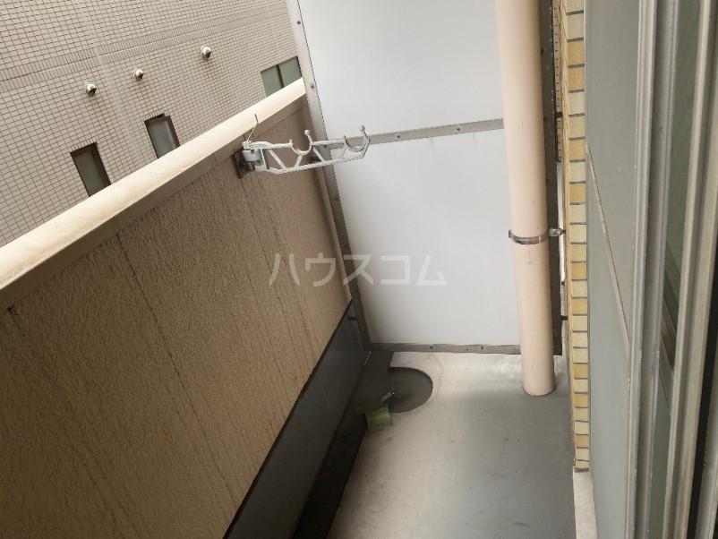ラ・レジダンス・ド・タクマ 505号室のバルコニー