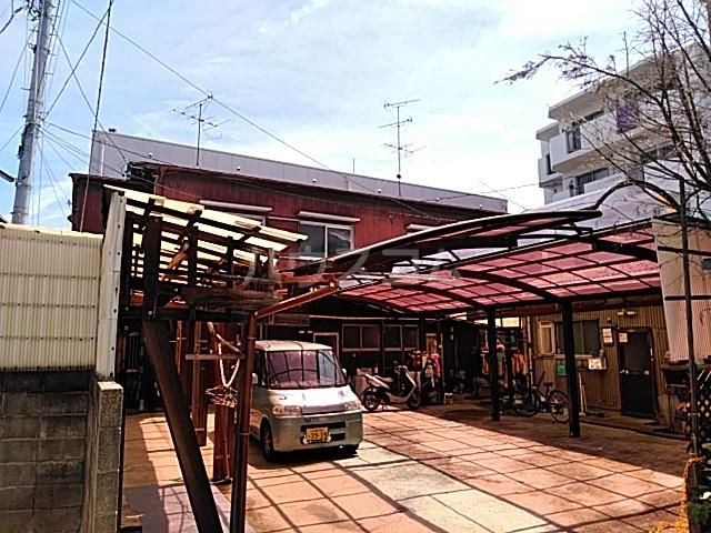 桜山ハウスの外観