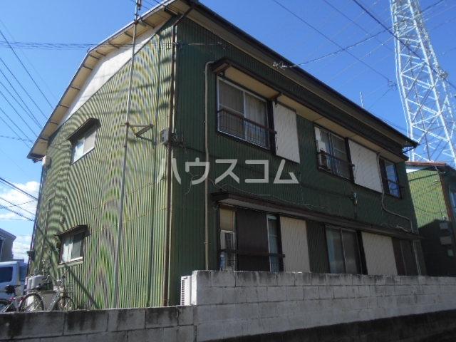 中田南鈴木荘四号棟・201号室の間取り