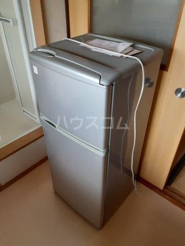 プチハイムキムラ 2-A号室の洗面所