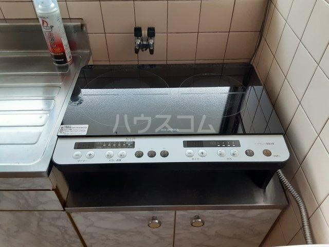 プチハイムキムラ 2-A号室の設備