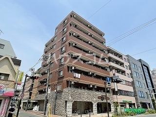 ガラ・シティ武蔵小杉外観写真