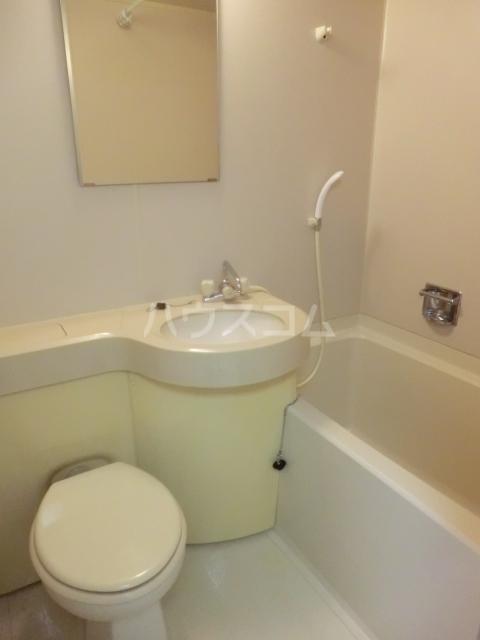 メゾンプラザ 412号室のトイレ