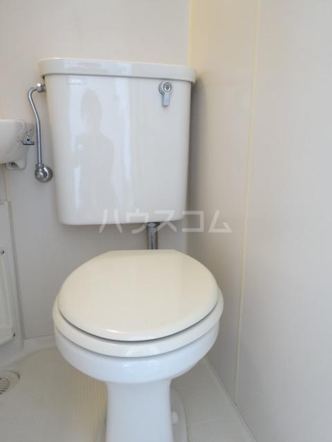 avocet船橋 201号室のトイレ