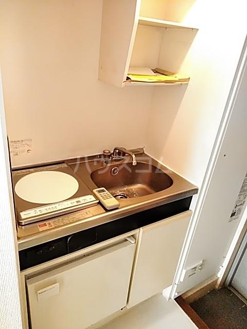 フソーレジデンス 308号室のキッチン