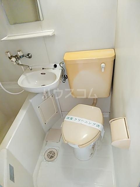 フソーレジデンス 308号室のトイレ