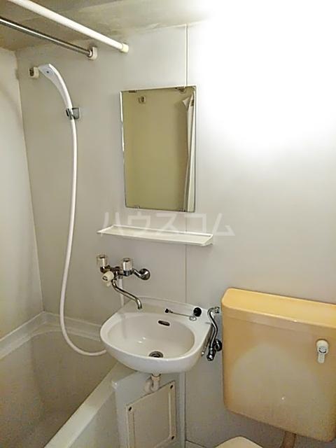 フソーレジデンス 308号室の洗面所