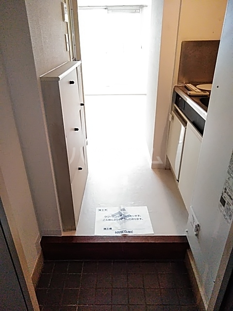 フソーレジデンス 308号室の玄関