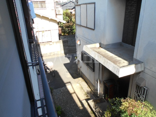 さくら荘 201号室の景色