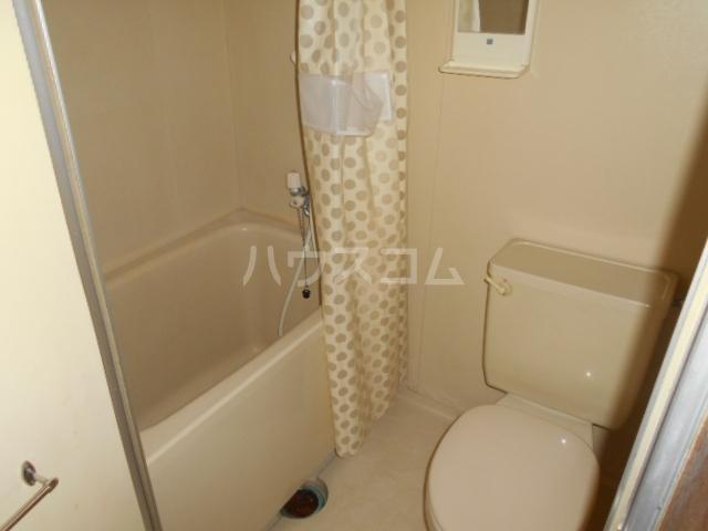 さくら荘 201号室の風呂