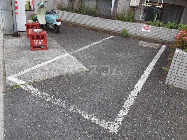 パレドール武蔵野台Ⅱ 212号室の駐車場