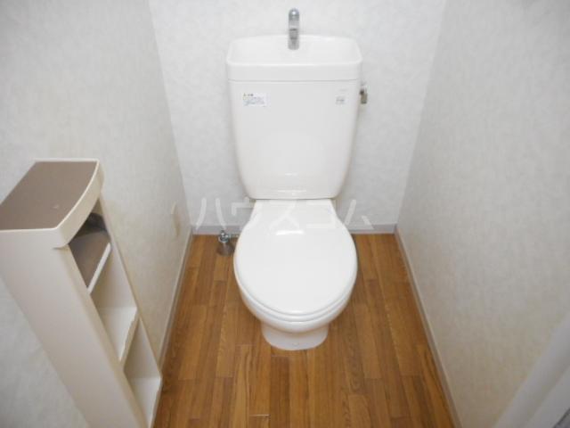 モンピエス船橋 102号室のトイレ