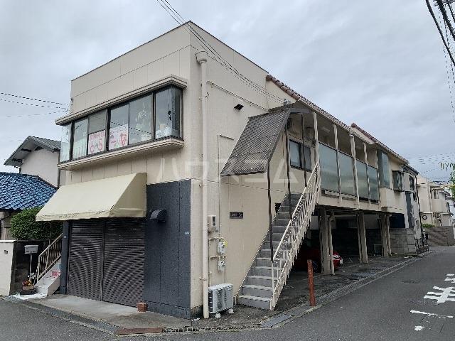 ハイツ上野台E棟外観写真