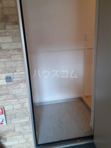 サニールーチェ 千波 02020号室の玄関