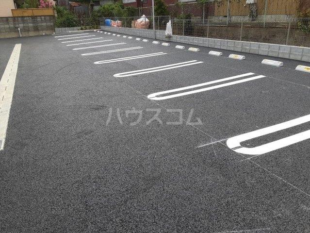 サニールーチェ 千波 02020号室の駐車場
