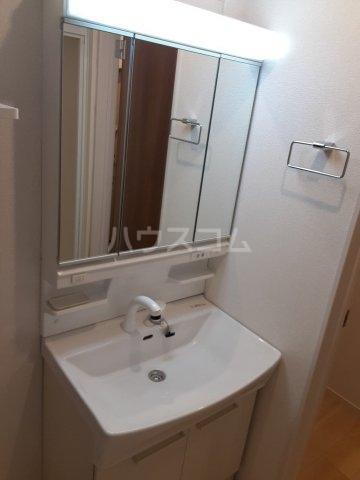 サニールーチェ 千波 02020号室の洗面所