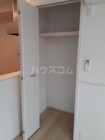 サニールーチェ 千波 02020号室の収納
