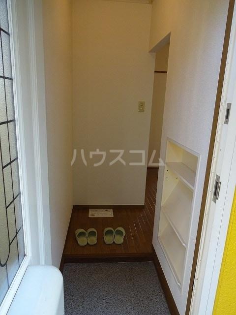 レモンハイム 101号室の居室