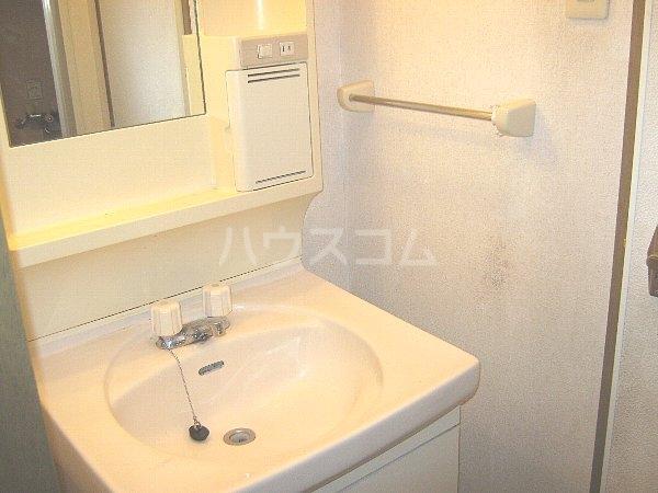 レモンハイム 101号室の洗面所