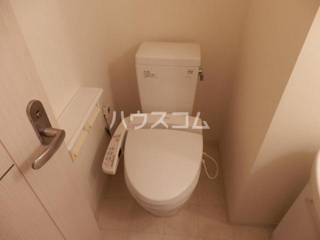 Humanハイム船橋 1001号室のトイレ