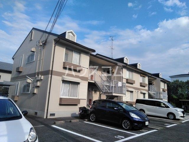 高井ハイツC棟外観写真