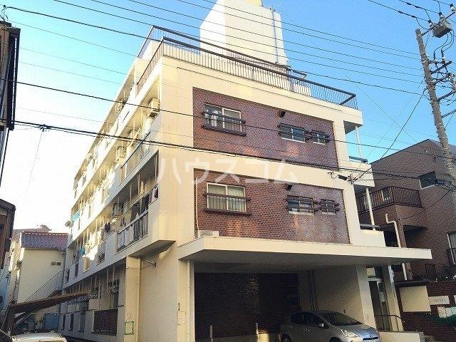 神明富士美マンション 103号室の外観