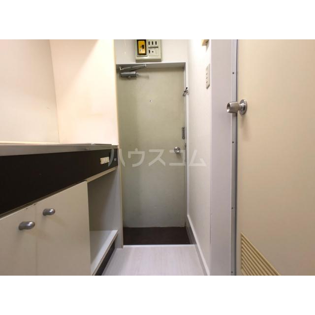 リモード本厚木A 107号室の玄関