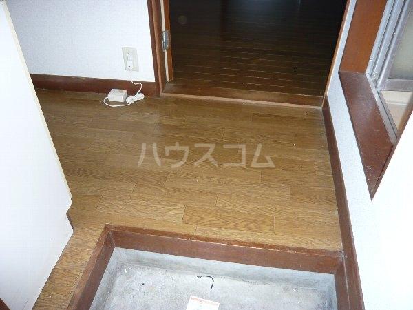 サンライズ湊 205号室の風呂
