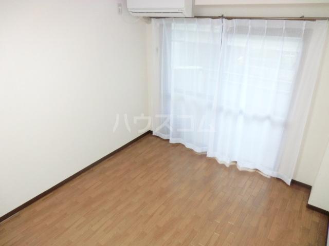 ユウパレス穴田 5C号室のベッドルーム