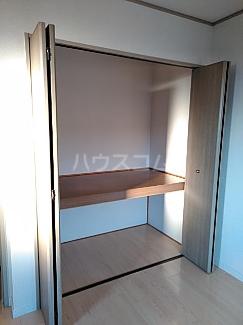 プリシェールミレニアムⅠ 206号室の収納