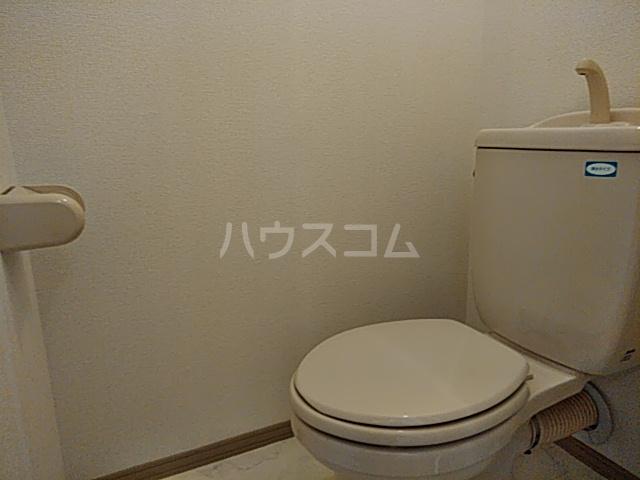 プリシェールミレニアムⅠ 206号室のトイレ