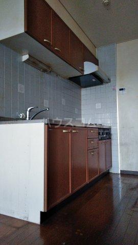 ワッフルハイツ 306号室のキッチン