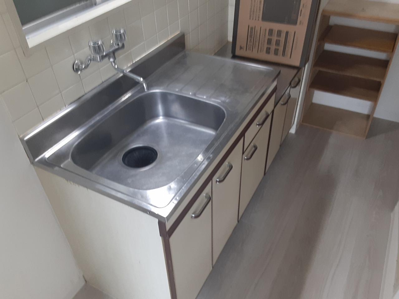 ラ・ヴィクレールⅡ 201号室のキッチン