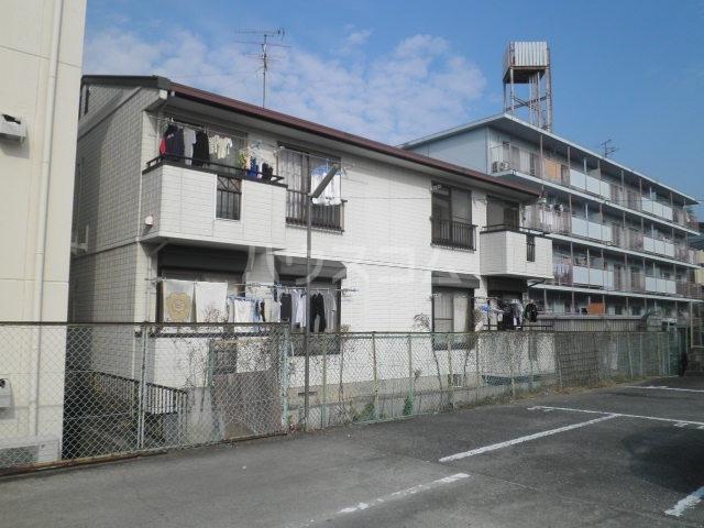 ソファレ高倉の外観