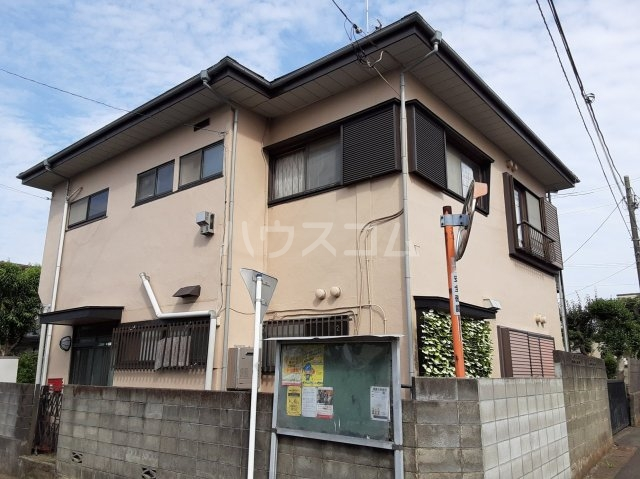 渋谷貸家の外観