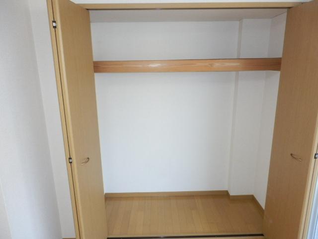 J・KマンションⅡ 205号室の収納