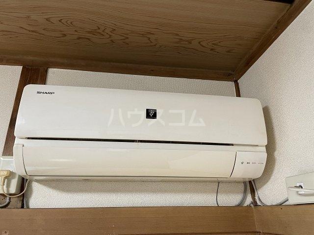 福寿荘 1-D号室の設備
