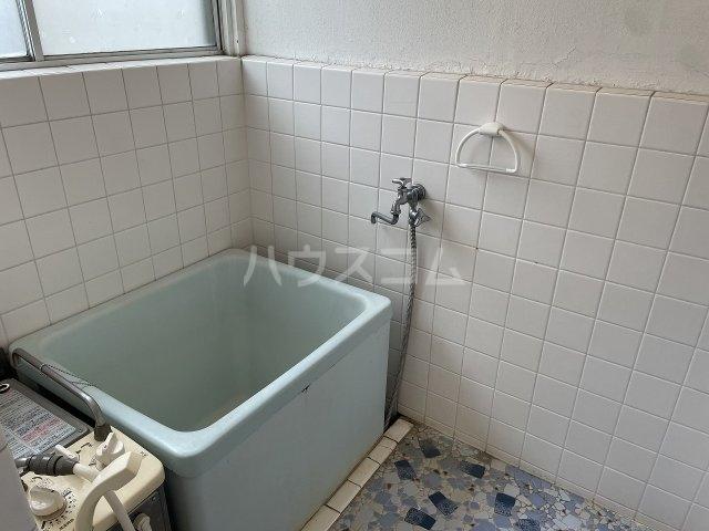 福寿荘 1-D号室の風呂