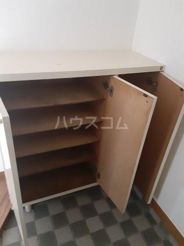 COM′S-1 202号室の収納