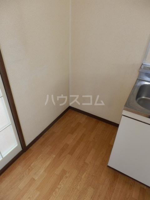 エリール幸 303号室のキッチン