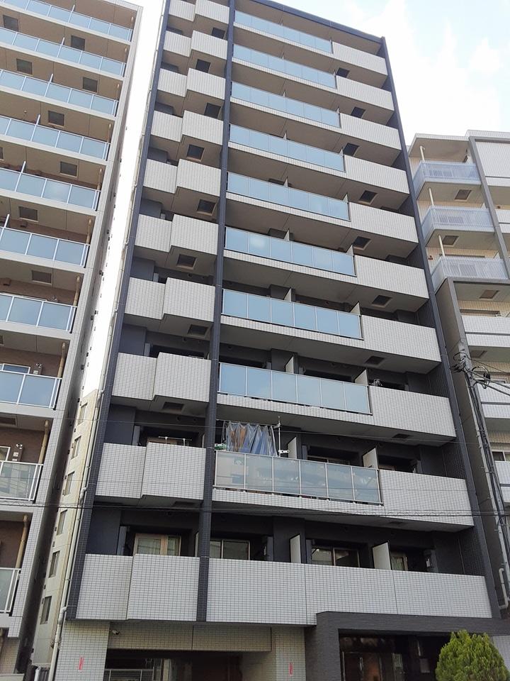 レグラス横浜吉野町外観写真