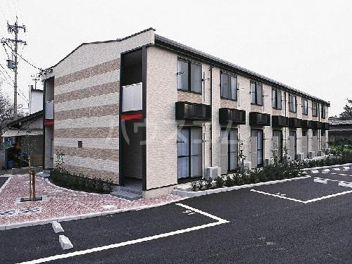 レオパレスSAKURA 203号室の外観