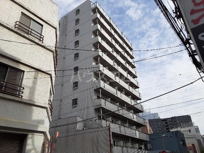 ジョイフル川崎弐番館の外観