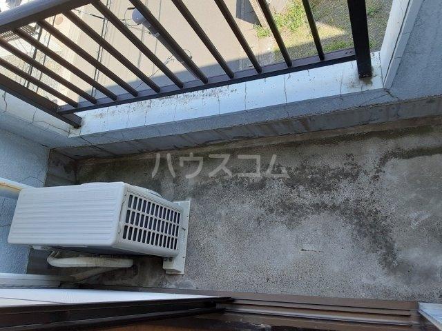 水戸パークシティー 301号室のバルコニー