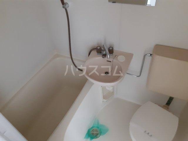 水戸パークシティー 301号室の風呂