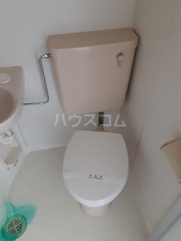 水戸パークシティー 301号室のトイレ
