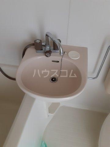 水戸パークシティー 301号室の洗面所